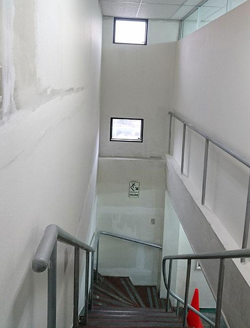 Instalación de drywall